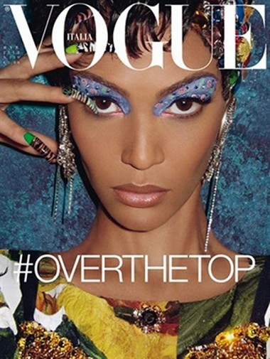 Joan Smalls Vogue Italia