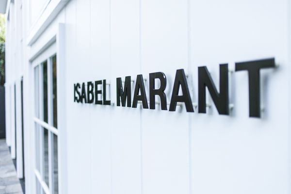 Isabel Marant Los Angeles