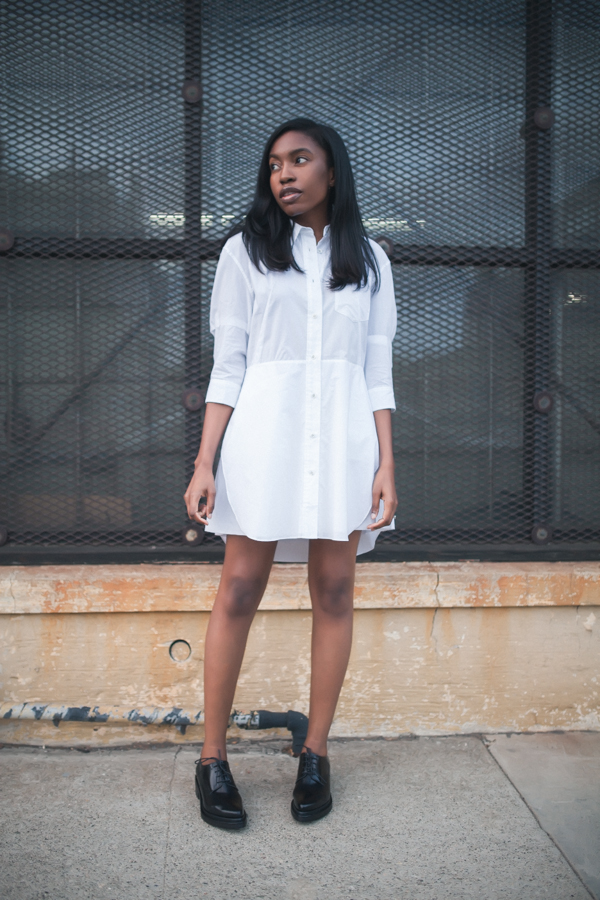 Acne Shirtdress