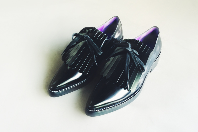 Marni fringed shoes